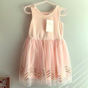 NWT Kardashian Kids Pink Tulle Dress 🎀💫👗